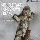 Plakat: Michèle Pagel Homegrown Freaks
