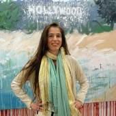 Portrait-Elke-Silvia-Krystufek.jpg: Der bildenden Künstlerin und Autorin Elke Silvia Krystufek ist bei der diesjährigen ART BODENSEE eine Sonderschau gewidmet.  Copyright stayinart