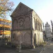 Die ehemalige Friedhofskapelle St. Michael in Andernach © Deutsche Stiftung Denkmalschutz
