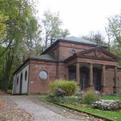 Der Alte Friedhof in Pirmasens © Deutsche Stiftung Denkmalschutz/Wegner