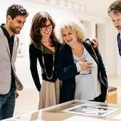 Kupferstich-Kabinett erwirbt sieben Zeichnungen der Künstlerin Marlene Dumas