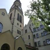 Philippuskirche in Leipzig-Lindenau © Deutsche Stiftung Denkmalschutz/Mittring