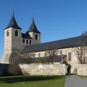 Die Stiftskirche St. Cyriakus in Frose © Deutsche Stiftung Denkmalschutz/Wegner