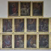 Gemäldezyklus der Moritzkirche in Naumburg © Deutsche Stiftung Denkmalschutz/Siebert