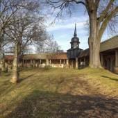 Campo Santo in Buttstädt © Roland Rossner/Deutsche Stiftung Denkmalschutz