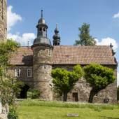 Schloss Bedheim in Römhild © Marie-Luise Preiss/Deutsche Stiftung Denkmalschutz