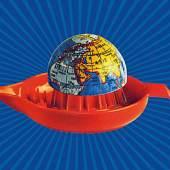 Klaus Staeck Macht euch die Erde untertan 1987 © Edition Staeck