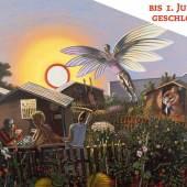 Wolfgang Mattheuer, Der Nachbar, der will fliegen, 1984 (Ausschnitt)