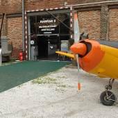 Militärluftfahrtmuseum Zeltweg/ Hangar 8
