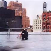 Attila Csörgő Peeled City I, 2002 (Ausschnitt) Produced by Art in General, New York © Courtesy of the artist and Galerija Gregor Podnar, Berlin – Ljubljana Photo: Kamilla Szíj
