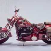 Custom  Harley  Davidson  Crossbone  1600cc