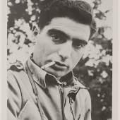 Robert Capa, Robert Capa, Neapel, 1943 Silbergelatinepapier, SKD, Kupferstich-Kabinett, Copyright Robert Capa / International Center of Photography, Magnum Photos