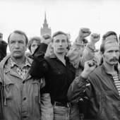 Daniel Biskup, Moskau, August 1991