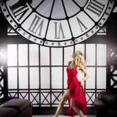 David Drebin Clockwatcher C-Print copyright David Drebin courtesy CAMERA WORK