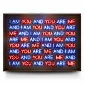 David Drebin I AM YOU AND YOU ARE ME FRONT copyright David Drebin courtesy CAMERA WORK