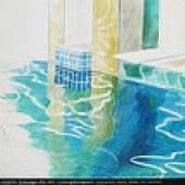 Schwimmbad von Hockney für unter € 1.000