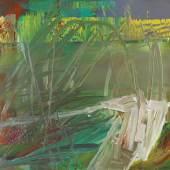138 GERHARD RICHTER Abstraktes Bild, 1986. Öl auf Leinwand Schätzung: € 600.000 Ergebnis: € 1.025.000