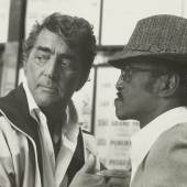 Dean Martin and Sammy Davis Jr