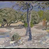 Maurice Denis, Sommertag auf der Insel Noirmoutier, 1903, Öl auf Leinwand  ©Bayerische Staatsgemäldesammlungen, Neue Pinakothek, München