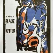 Wassily Kandinsky und Franz Marc (Hrsg.) Almanach Der Blaue Reiter, München, 1914 29,5 x 23 x 2,5 cm ahlers collection © Thomas Ganzenmüller, Hannover  Druckbare Bildgrösse ca.: 41 x 30 cm