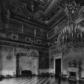 Der Kleine Ballsaal im Residenzschloss, Aufnahme von 1896 © SKD