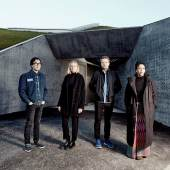 Yuri Suzuki, Veronika Sedlmair, Brynjar Sigurðarson, Anjali Srinivasan/ Courtesy of Swarovski/ Photo by Mark Cocksedge/