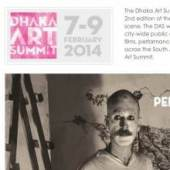 Unternehmenslogo Dhaka Art Summit