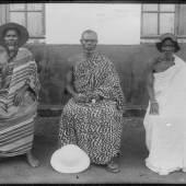 Die Ältesten, Togo 1906. Foto: Heinrich Basten (SVD)