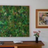 """Bild 19: Carla Chlebarov, Klassiker, Öl auf Leinwand2012, 50&40 cm mit """"klassischem"""" Rahmen: 900 €"""