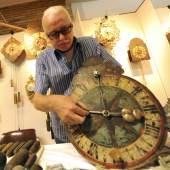 Furtwanger Antik-Uhrenbörse am 23. August 2013