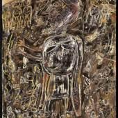Jean Dubuffet  Araber mit Fußspuren, 1948  © VG Bild-Kunst, Bonn 2016