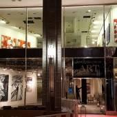 Claudia Fauth ihre Pop-Up-Galerie ART Explosion Contemporary Art