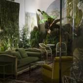 Exotische Inszenierung mit Hotel Ritz Interieur, Gestaltung: (c) Theresa Bienenstein/ Bienenstein Concepts / Foto Laurent Ajina