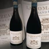 Echezeaux and La Romanee