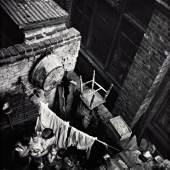 Gee Street, Finsbury, London, um 1936 Edith Tudor-Hart Neuer Silbergelatine-Abzug, 34,1 × 29 cm © Scottish National Portrait Gallery / Archive presented by Wolfgang Suschitzky 2004
