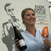 Egon Schiele Wein
