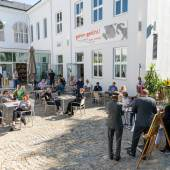 Ein Fest für Oswald Tschirtner Copyright Ludwig Schedl