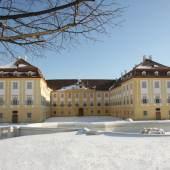 Ein Landschloss zur Winterszeit (c) Schloss Hof