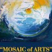 Künstler und Künstlerinnen aus Griechenland stehen im Mittelpunkt der Ausstellung MOSAIC of ARTS!