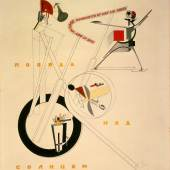 El Lissitzky, Schaumaschinerie, 1923,  Collection Van Abbemuseum, Foto: Peter Cox