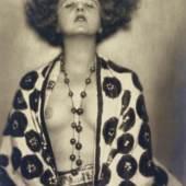 Elsie Altmann-Loos, 1922.  © IMAGNO