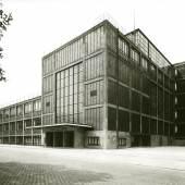 Emil Puls Gewerbeschule (Haus der Jugend) von Gustav Oelsner in Altona 1930 Foto SHMH Altonaer Museum