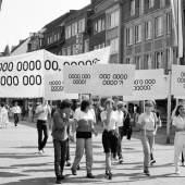 Endre Tót, Zero-Demo, 1980 © VG Bild-Kunst, Bonn 2017