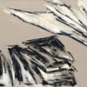 Ennemoser_RE641 O.T., 1990, Öl auf Leinwand, 126 x 160 cm Abbildungen: © MUSA