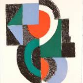 Tristan Tzara und Sonia Delaunay - EOS (7.500 CHF)