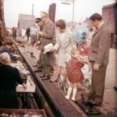 Erich Andres Hamburger Fischmarkt 1960er und 1970er Jahre Foto Erich Andres