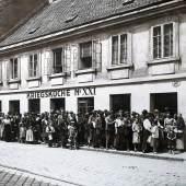 Kriegsküche Nr. XXI., 3. Sofienbrückengasse 32, um 1915 Fotografie © Wien Museum