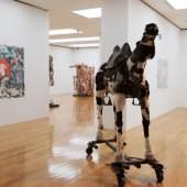 Ausstellungsansicht, Foto: Museen der Stadt Dresden / Arlet