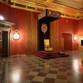 Rūmų atkurti istoriniai reprezentaciniai interjerai (c) valdovurumai.lt