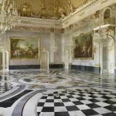 Der Marmorsaal im Neuen Palais ist wieder für Besucher offen
